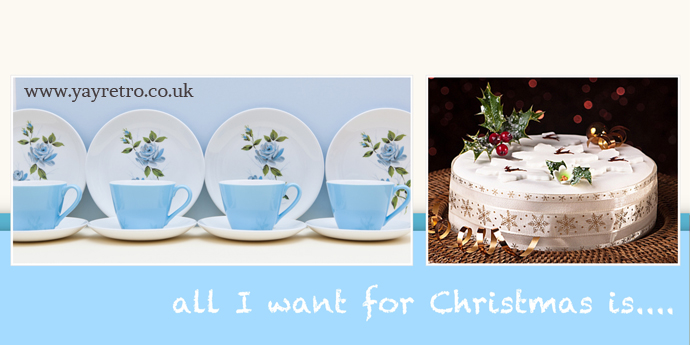 Vintage 50s Rose Design China from Johnson Bros, Meakin and others at yay retro! online china shop