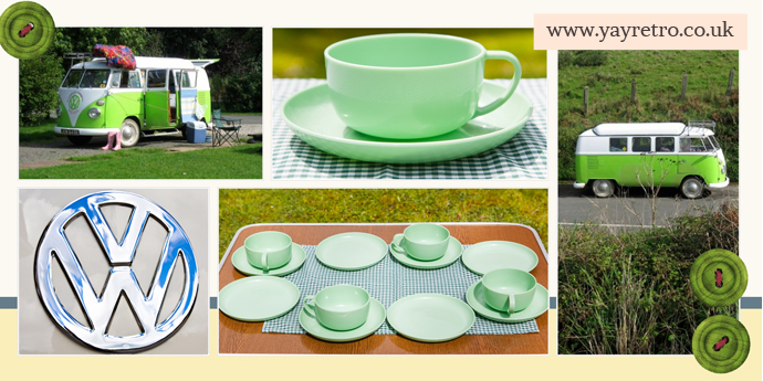 vintage addis picnic set for campers and camper vans from 1950s from yay retro online shop