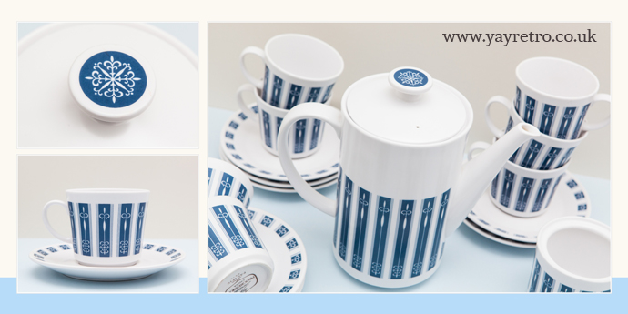 Noritake Progression China. Japan Pacific 9010 on sale at yay retro! specialists in retro and vintage china