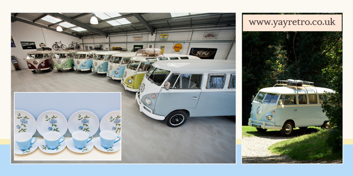 yay retro vintage china for kitchens and vw camper vans talks to vanilla splits camper hire