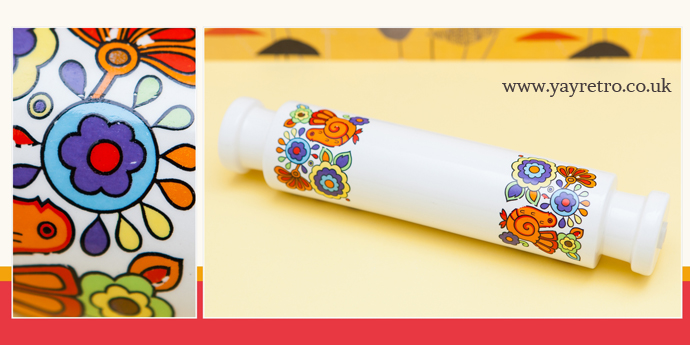 Lord Nelson Gaytime Rolling Pin for sale from yay retro! online vintage china shop
