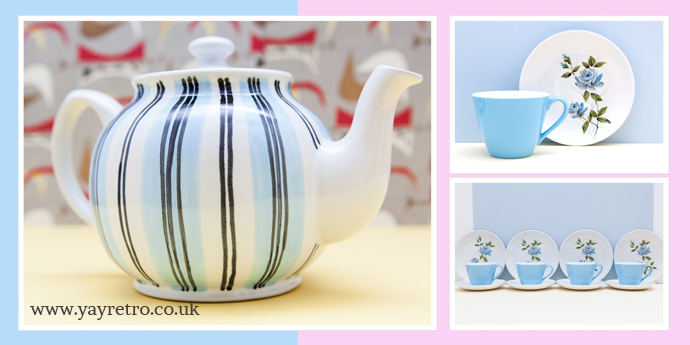 Great vintage china combinations from yay retro! online collectors shop and replacement china