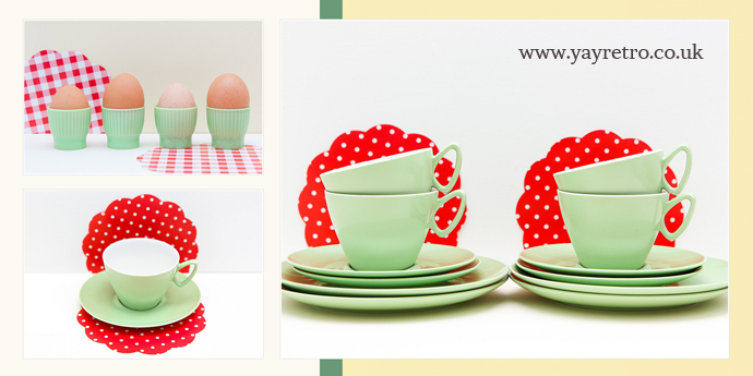 christmas presents for vw camper van owners from yay retro! vintage picnic ware