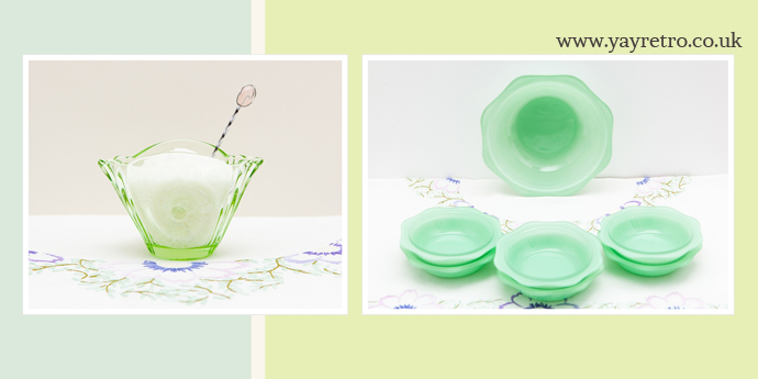 Vintage Pyrex and galssware from yay retro! online vintage collectors and replacement china shop