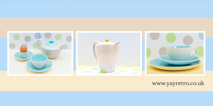 Poole Pottery from yay retro online china shop