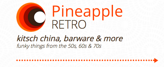 Pineapple Retro's website was designed by Focal Strategy Ltd, the same as yay retro! (Hampshire)