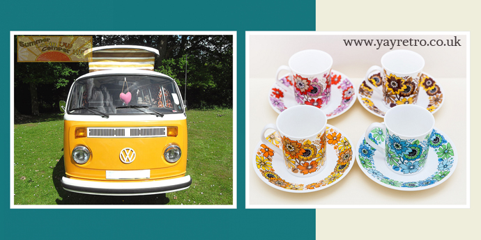 Summerlovin camper hire talk to yay retro!
