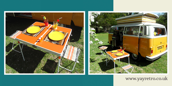 Summerlovin camper hire have great VW camper vans - they talk to yay retro!