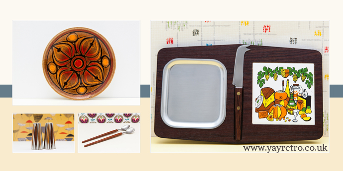 vintage design ideas and tableware for your home at yay retro!
