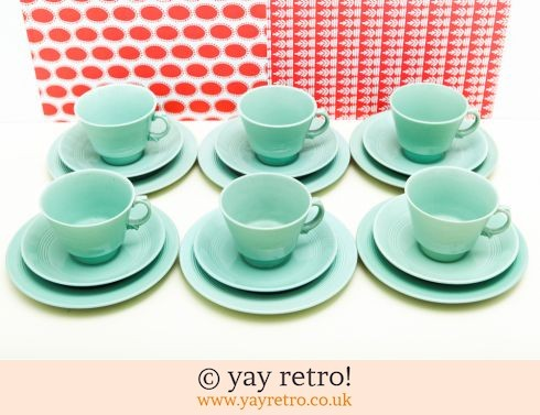 yay retro!  sc 1 st  Yay Retro & Woods Ware - Vintage Shop Retro China Glassware Kitchenalia ...