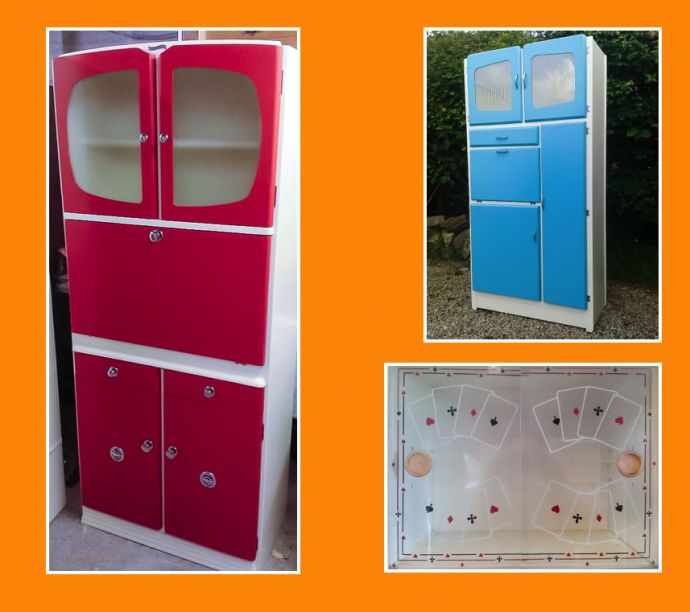 Celebrating 1920 60s Vintage Kitchen Cabinets Buy Yay