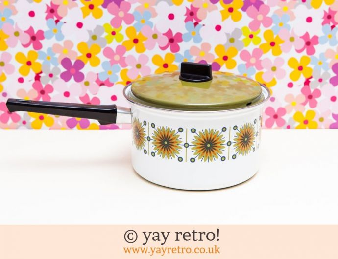 Fabulous Vintage Enamel Cookware For Sale At Yay Retro Vintage Shop Retro