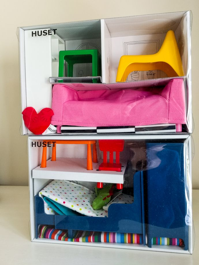 Ikea Hack Flisat Dolls House Or Vintage Shelf Buy Yay