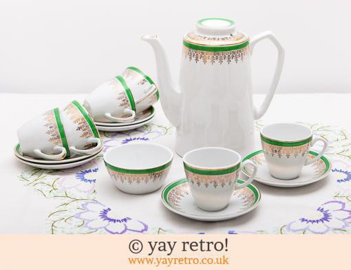 9: Classic Coffee Set (£)