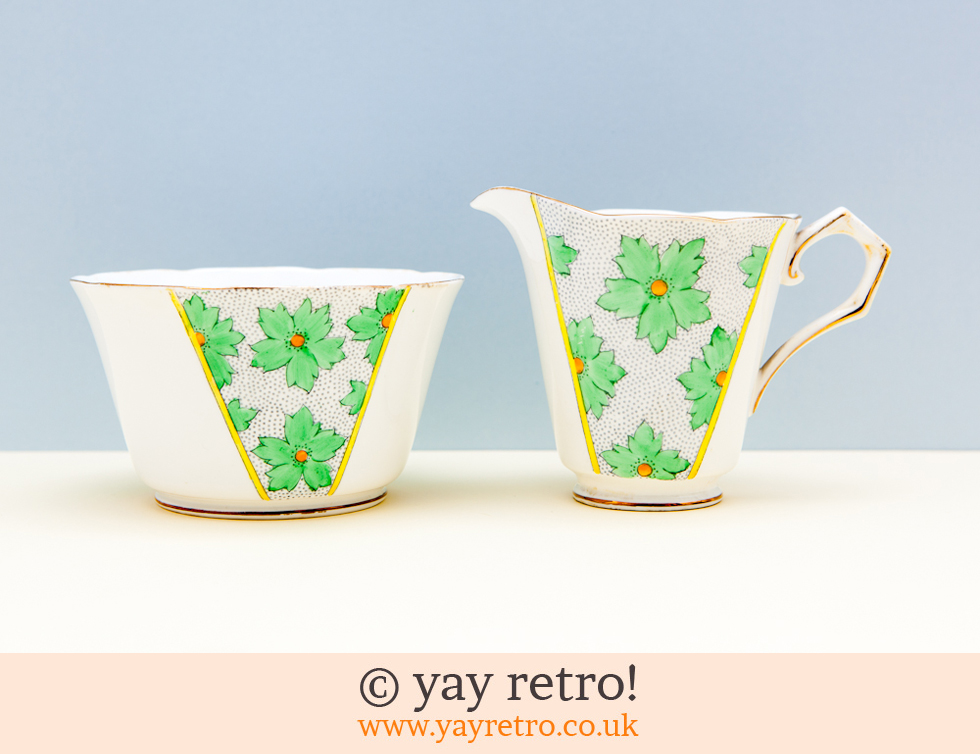 Jazzy Art Deco Tea for 2 (£15.00)