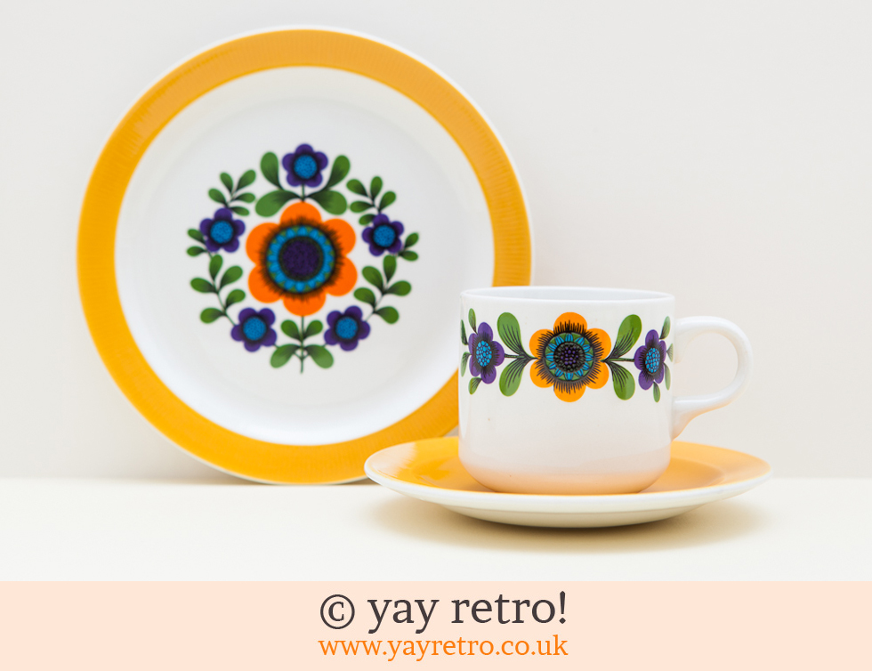 Barratts: Wow Factor 70s teaset (£)
