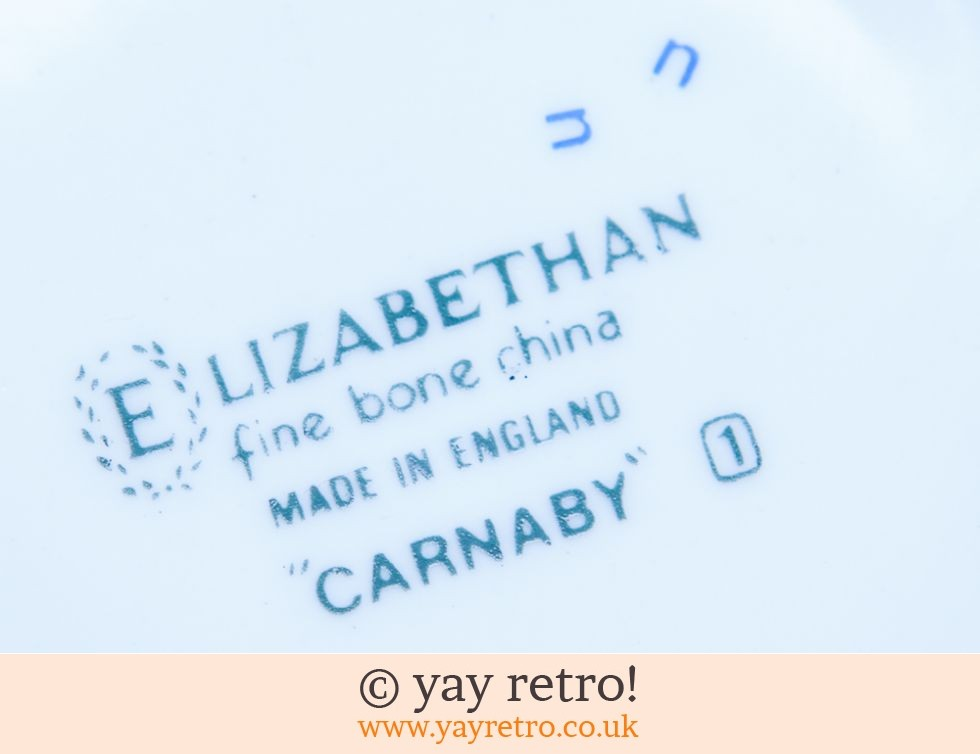 Elizabethan Carnaby Tea for 6 (£30.00)