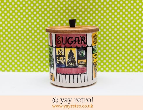 460: Gantofta Sugar Storage Jar (£29.95)