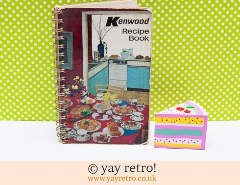 0: 1967 Kenwood Recipe Book (£8.00)