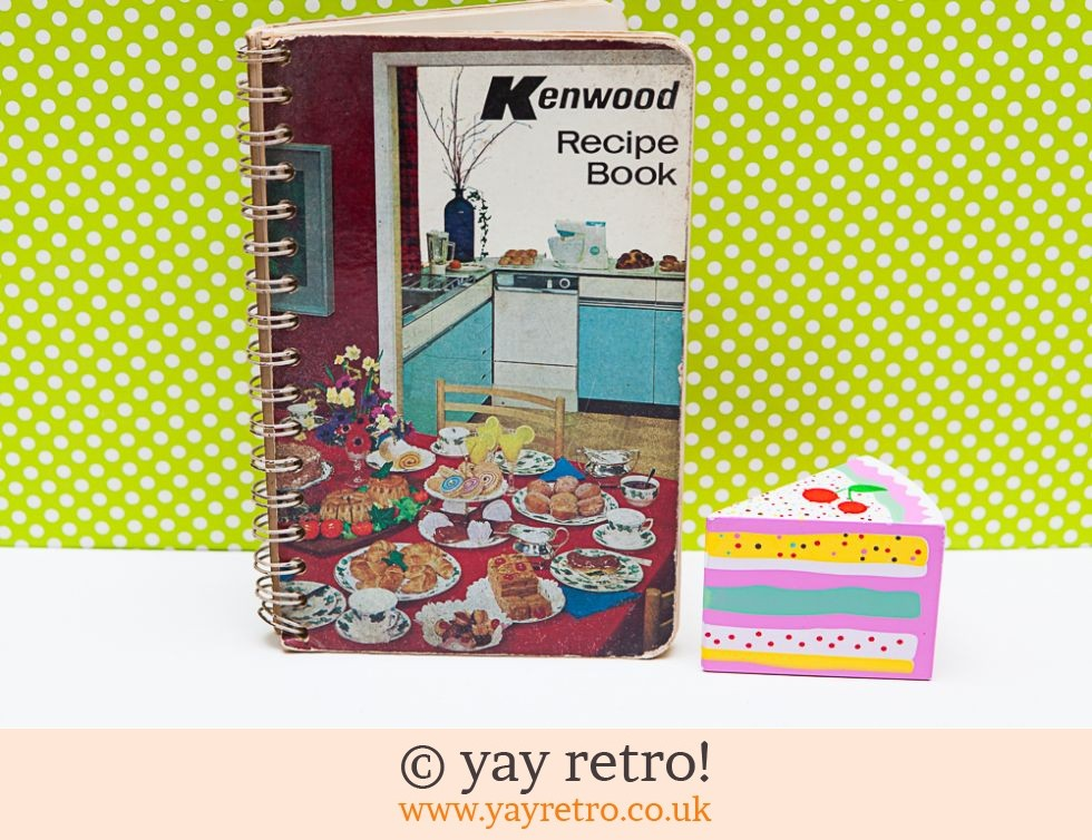 Kenwood Chef Recipe Book