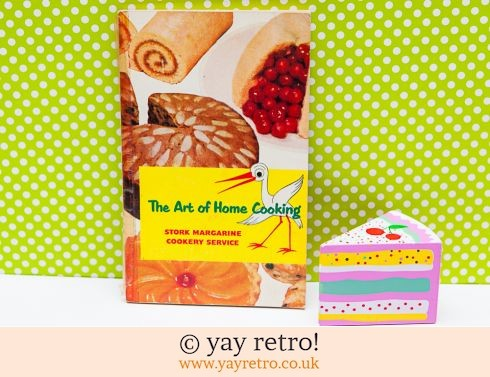 0: The Art of Home Cooking Stork Cookbook (£5.00)