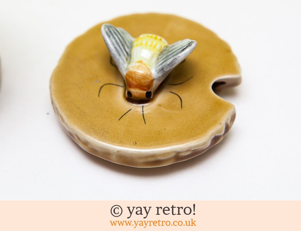 Vintage Bee Preserve Pot (£7.00)
