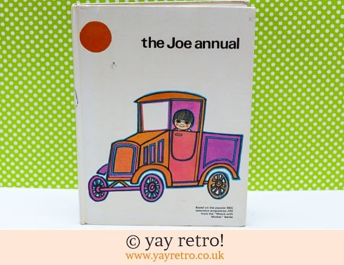 The Joe Annual 1970 (£29.95)