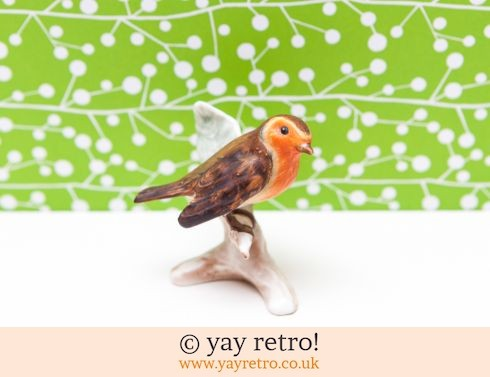 321: Goebel Robin Ornament (£6.50)