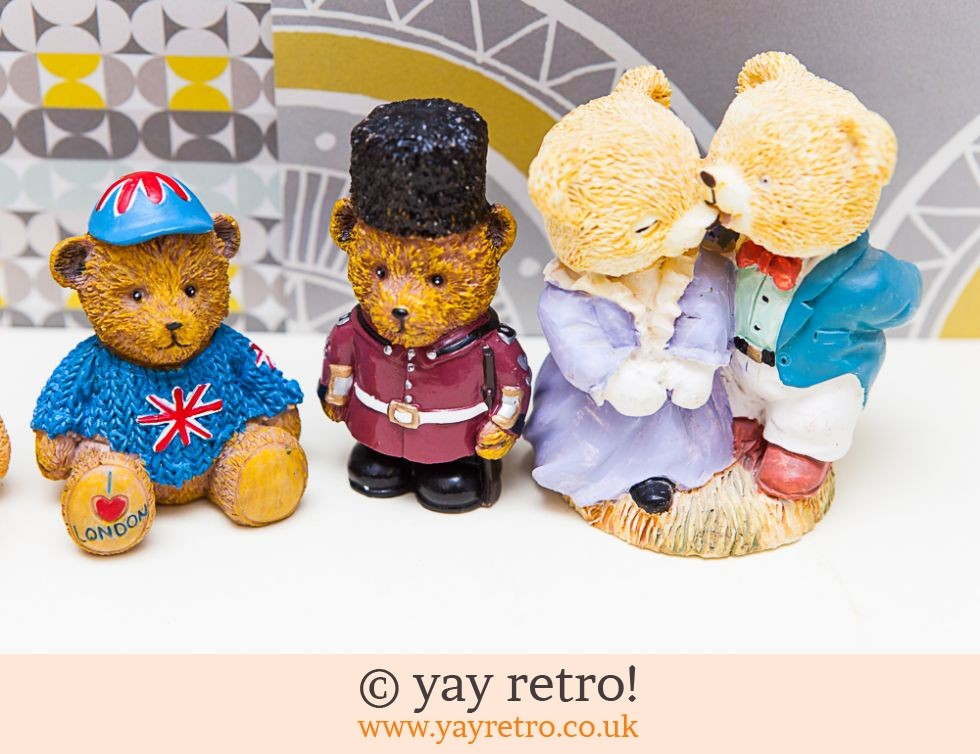 Collection 4 Cute Bears (£4.00)