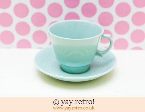 58: XL Beryl Breakfast Cup & Saucer (£9.95)