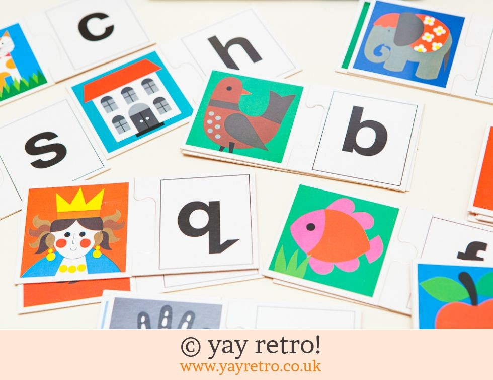 Fab Alphabet Game - Gorgeous Illustrations (£7.00)