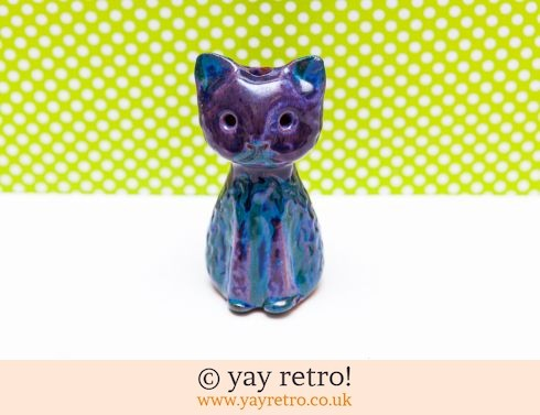 0: Fabby Studio Pottery Cat (£9.75)
