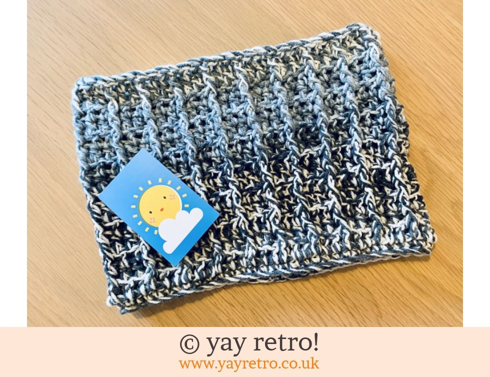 Special Order Unisex Crochet Cowl (£12.50)