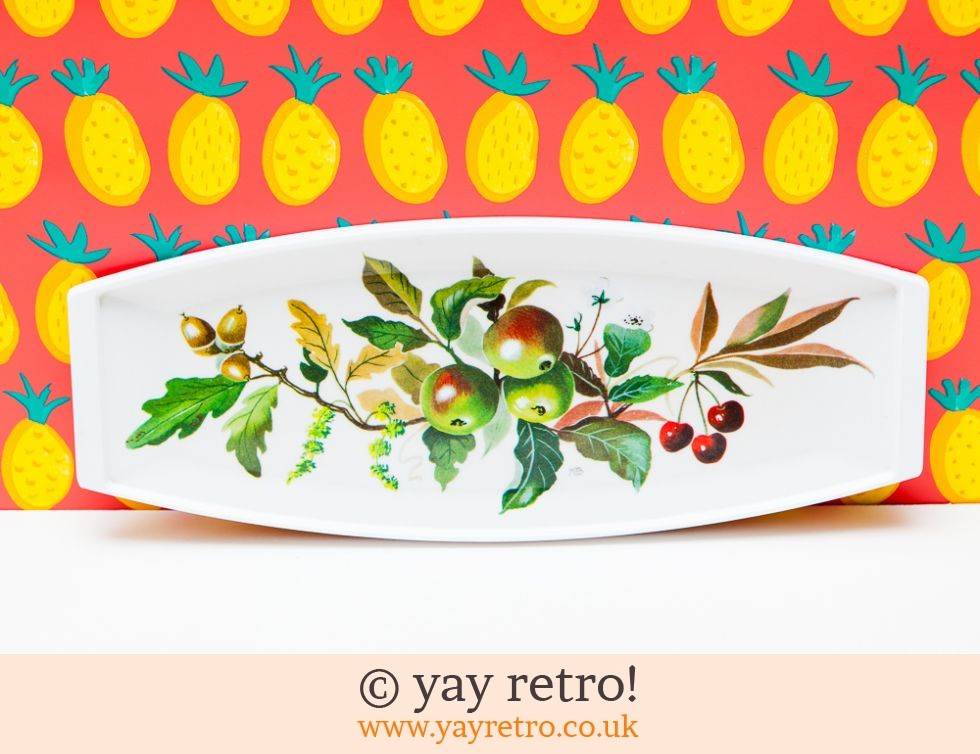 Praesidium : Vintage Apple Tray (£4.00)