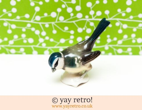 321: Stunning Blue Tit Ornament (£6.75)