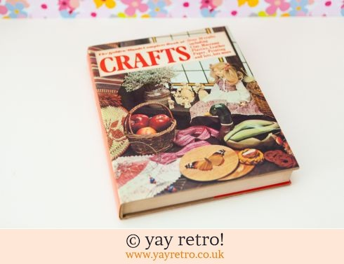 Vintage Craft Book c.1975 (£5.50)