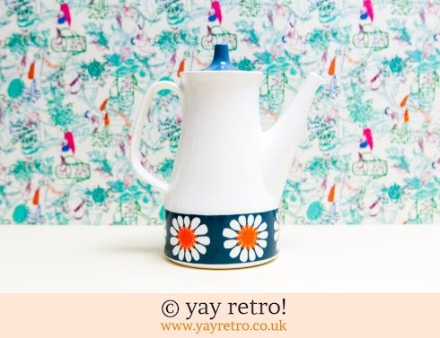 60: Figgjo Daisy Coffee Pot (£45.00)