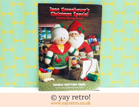 Jean Greenhowe Xmas Knit Book (£5.50)
