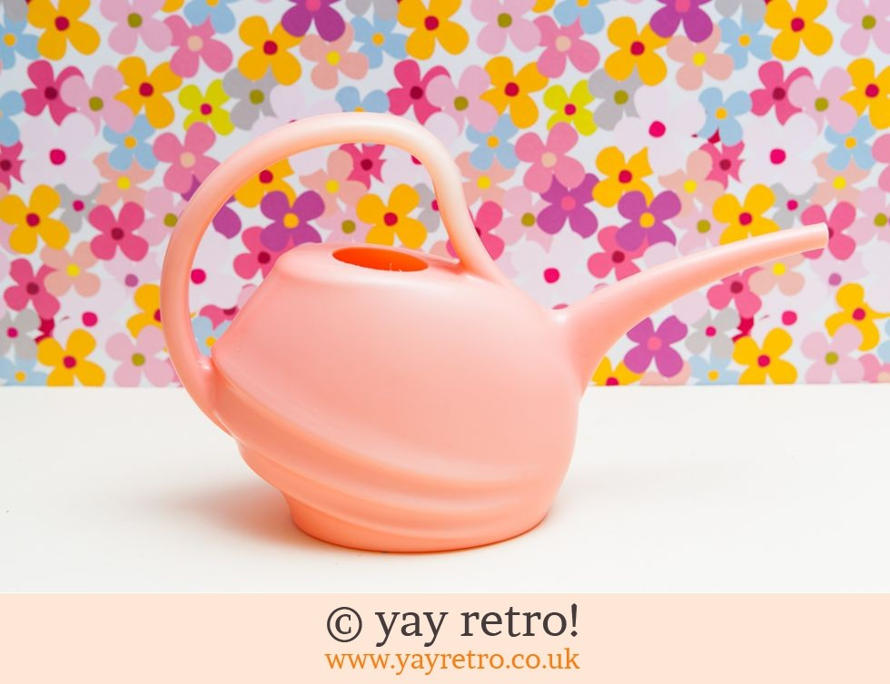 Pink Kitsch Watering Can (£10.00)