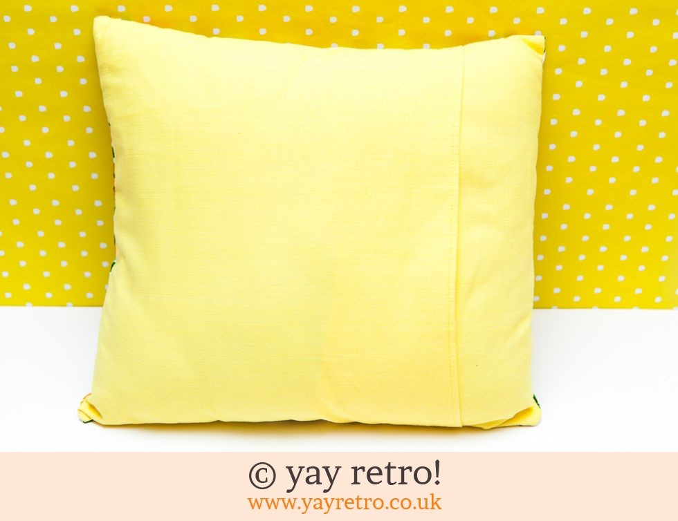 Ditsy Flower Vintage Cushion (£16.00)