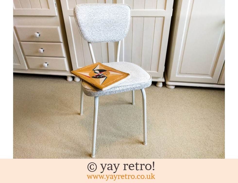 vintage 50s kitchen chair
