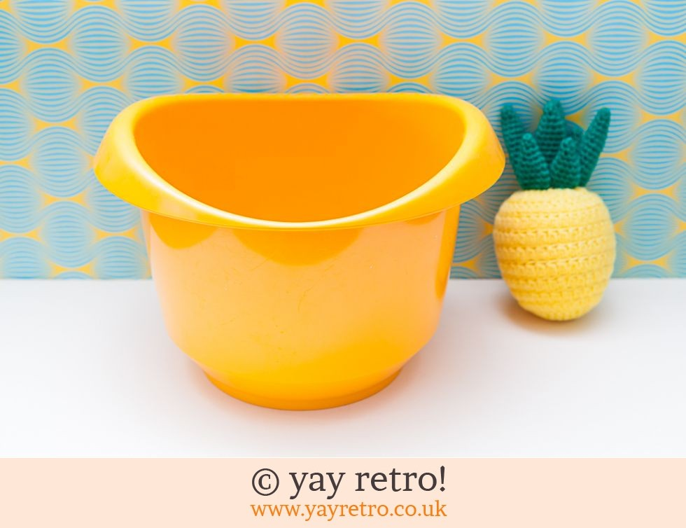 Perstorp Sweden: Swedish Melamine Mixing Bowl Large (£14.50)
