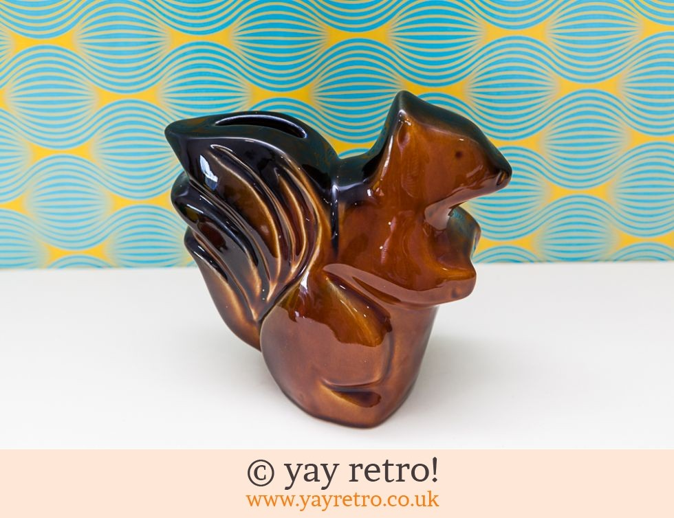 Arthur Wood Large Squirrel Money Box Ornament (£17.95)