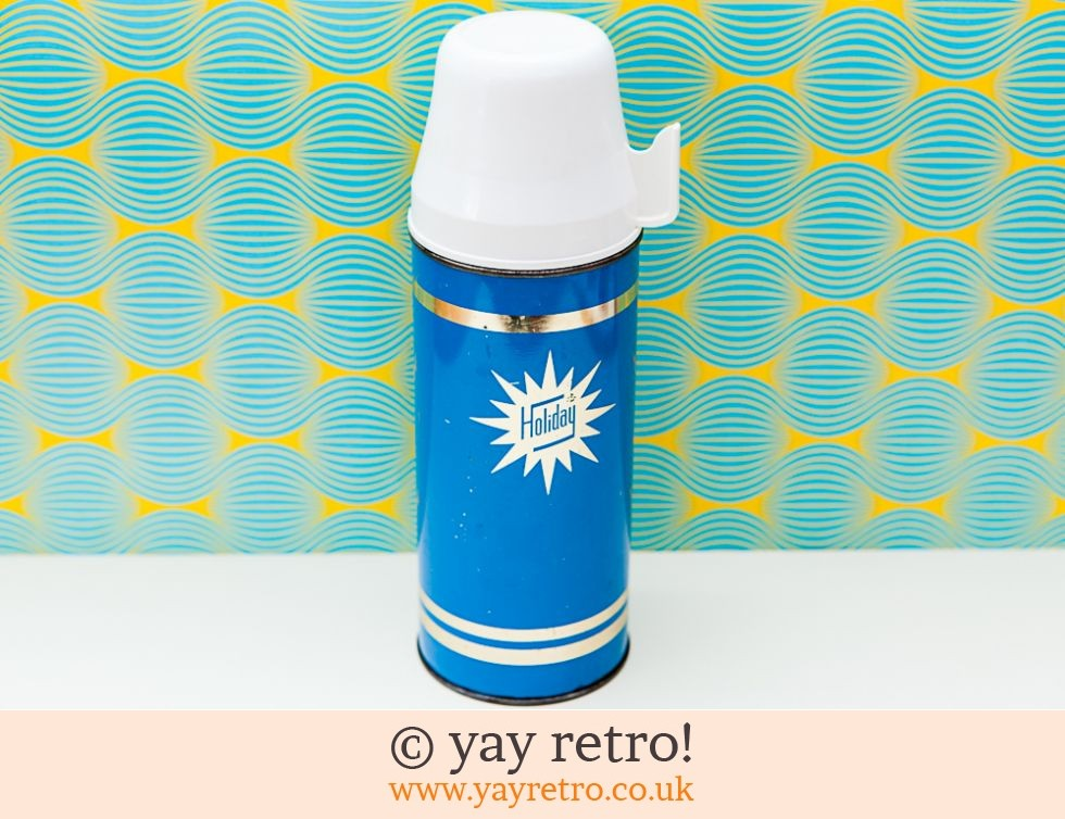 Thermos: Vintage Thermos 'Holiday' Flask (£12.75)