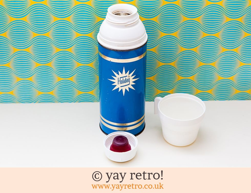 Vintage Thermos 'Holiday' Flask (£12.75)