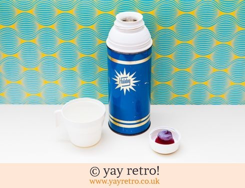194: Vintage Thermos 'Holiday' Flask (£9.50)