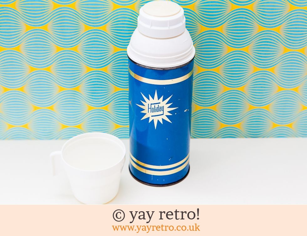 Vintage Thermos 'Holiday' Flask (£9.50)