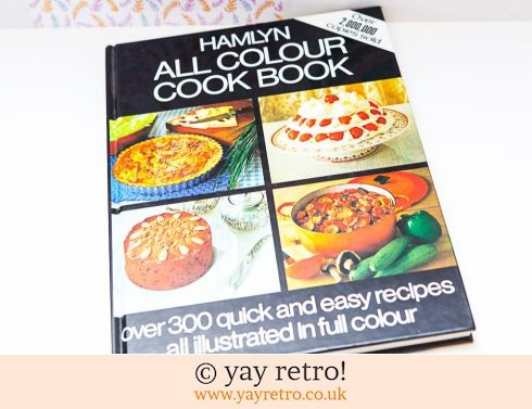 770: Hamlyn All Colour Cookbook 1970 (£6.50)