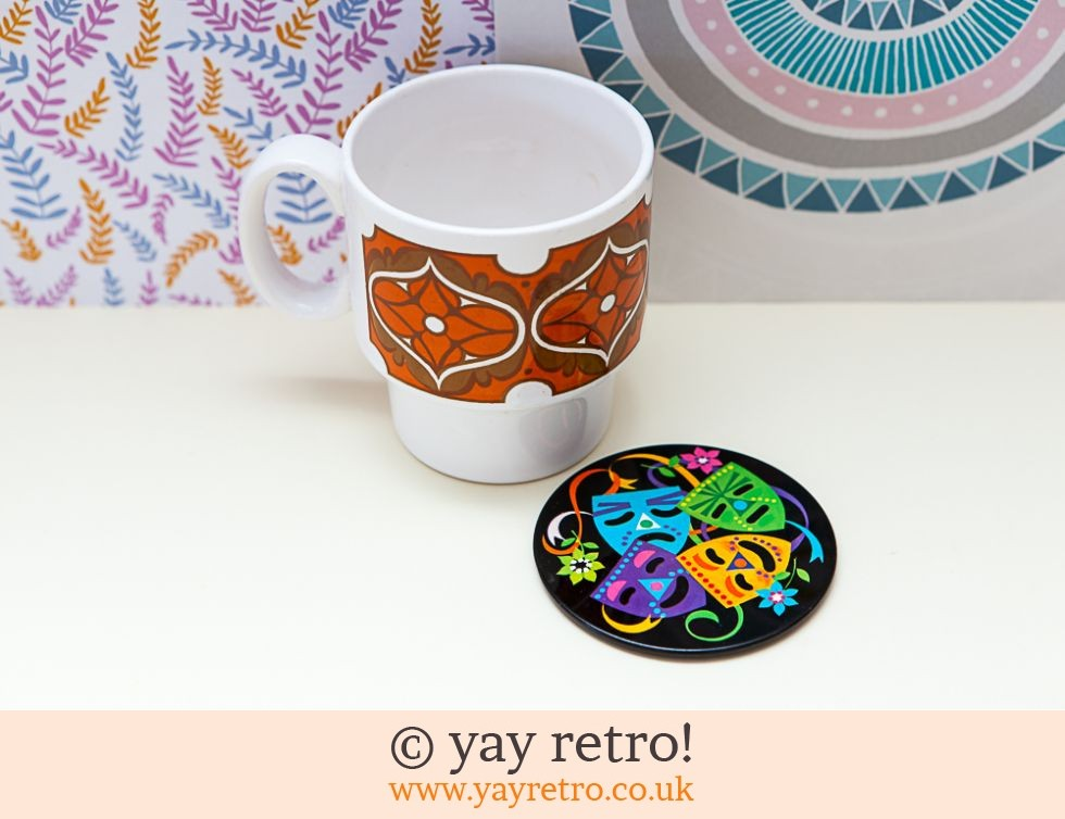 Rare Royal Alma Mug  & Free Coaster (£9.00)