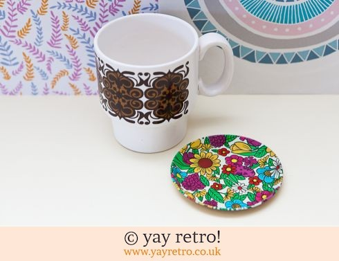 436: Rare Royal Alma Mug  & Free Coaster (£9.00)